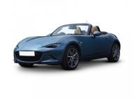 View the Mazda MX-5 CONVERTIBLE