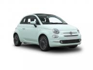 View the Fiat 500C CONVERTIBLE