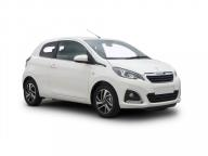 View the Peugeot 108 TOP HATCHBACK SPECIAL EDITIONS