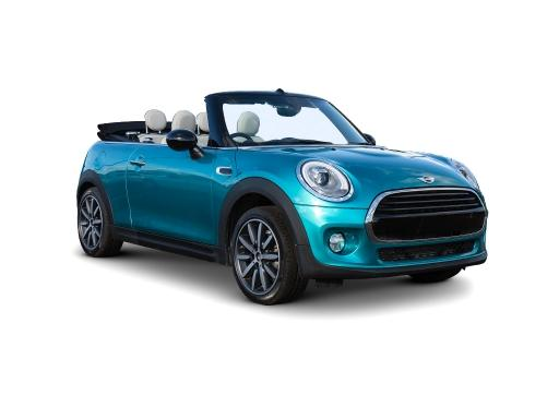 MINI CONVERTIBLE 1.5 Cooper D 2dr Auto [JCW Chili Pack]