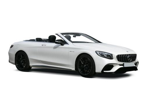 Mercedes-Benz S CLASS AMG CABRIOLET S63 2dr Auto