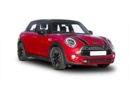MINI HATCHBACK SPECIAL EDITION 2.0 Cooper S Seven 5dr Auto [Chili/Media Pack XL]