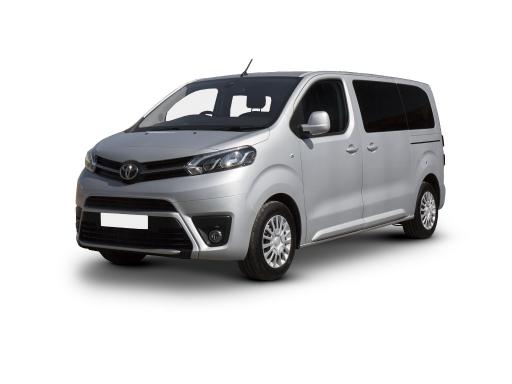 Toyota PROACE VERSO ESTATE 2.0D Shuttle Long [TSS/Nav] 5dr