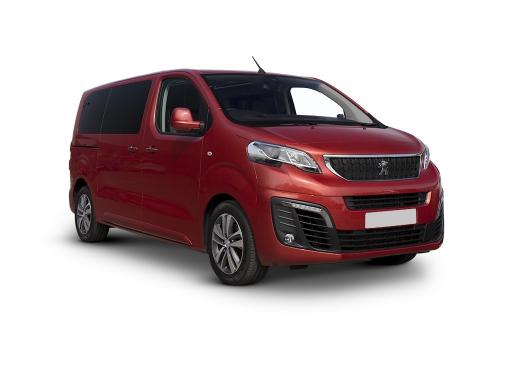 Peugeot TRAVELLER ESTATE 2.0 BlueHDi 180 Business VIP Std [7 Seat] 5dr EAT6