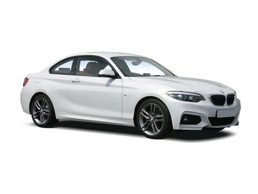 BMW 2 SERIES COUPE 220d Sport 2dr [Nav] Step Auto