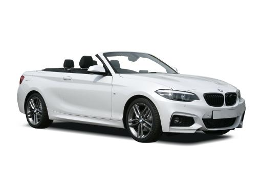 BMW 2 SERIES CONVERTIBLE 218d Sport 2dr [Nav]