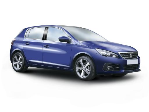 Peugeot 308 HATCHBACK 2.0 BlueHDi 150 GT Line 5dr EAT6