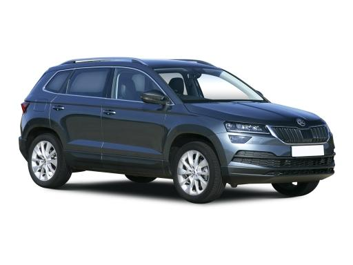 Skoda KAROQ ESTATE 2.0 TDI Edition 4x4 5dr DSG
