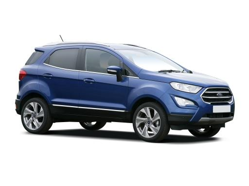 ford ecosport hatchback  ecoblue  st  dr awd leasing deals uk affordable leasing cost