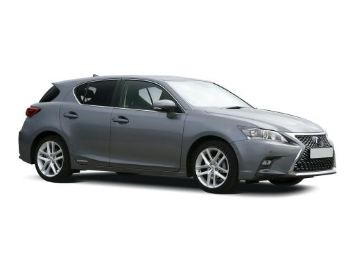 Lexus CT HATCHBACK 200h 1.8 F-Sport 5dr CVT [Leather/Premium Nav]