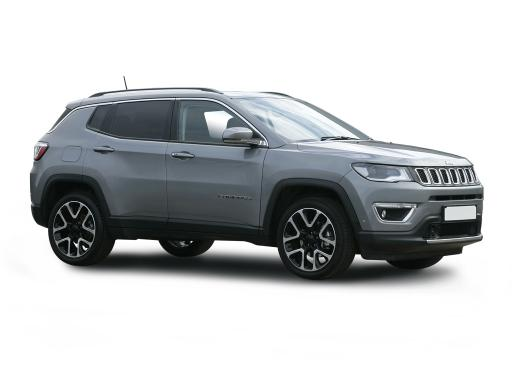 Jeep COMPASS SW 2.0 Multijet 170 Limited 5dr Auto [Plus Pack]