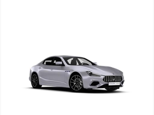 Maserati GHIBLI SALOON SPECIAL EDITION V6d GranSport Nerissimo Edition 4dr Auto