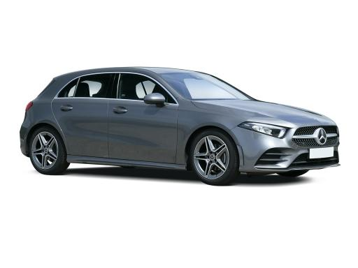 Mercedes benz a class hatchback a180d amg line 5dr auto for Mercedes benz unlimited mileage lease