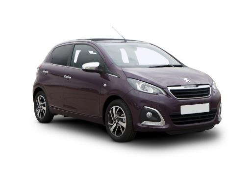 Peugeot 108 TOP HATCHBACK
