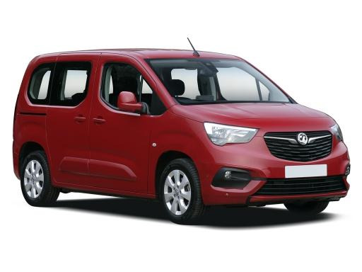 Vauxhall COMBO LIFE ESTATE 1.2 Turbo Design XL 5dr