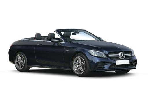 Mercedes-Benz C CLASS AMG CABRIOLET C43 4Matic 2dr 9G-Tronic