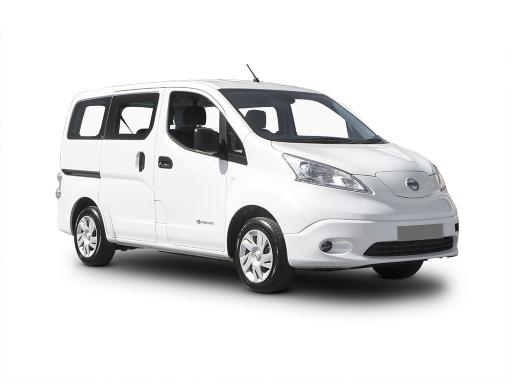 Nissan e-NV200 COMBI ELECTRIC ESTATE 80KW Visia 5dr Auto 40kWh 50kWCh [5 Seat]