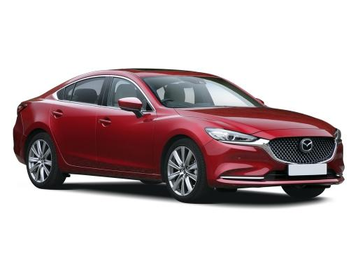 Mazda MAZDA6 SALOON 2.2d [184] Sport Nav+ 4dr Auto [Safety Pack]