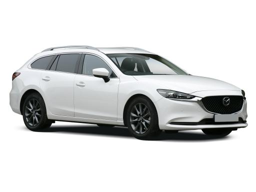 Mazda MAZDA6 TOURER 2.0 Sport Nav+ 5dr [Safety Pack]