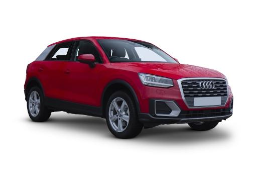Audi Q2 ESTATE 30 TDI Black Edition 5dr [Tech pack]