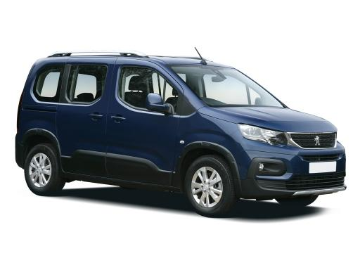 Peugeot RIFTER ESTATE 1.5 BlueHDi 130 GT Line 5dr EAT8