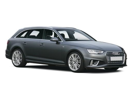 Audi A4 Avant 50 Tdi Quattro Black Edition 5dr Tip Tronic Leasing