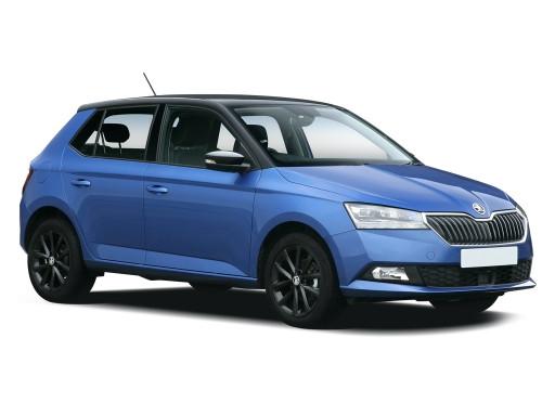 skoda fabia hatchback 1 0 tsi 110 se 5dr leasing deals uk. Black Bedroom Furniture Sets. Home Design Ideas