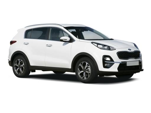 Kia SPORTAGE ESTATE