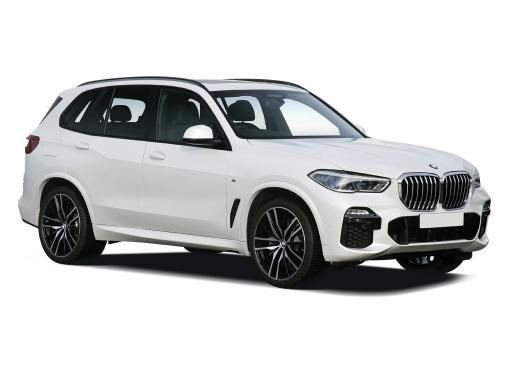 BMW X5 ESTATE xDrive M50d 5dr Auto