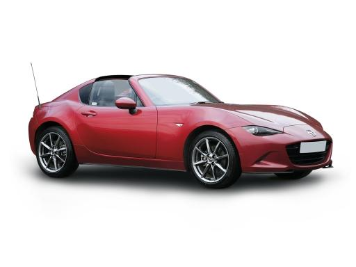 Mazda MX-5 RF CONVERTIBLE 2.0 [184] Sport Nav+ 2dr Auto [Safety Pack]