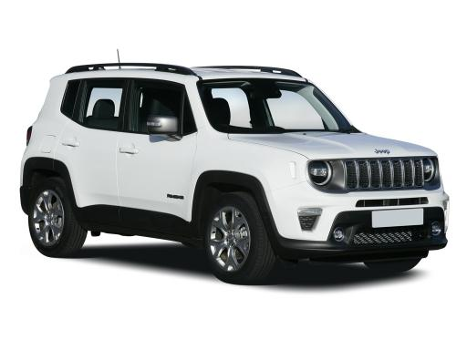 Jeep RENEGADE HATCHBACK 1.0 T3 GSE Longitude 5dr