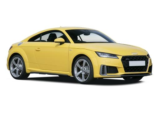 Audi TT COUPE 45 TFSI Black Edition 2dr