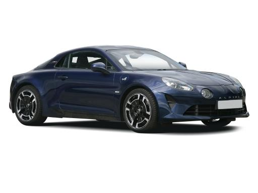 Alpine A110 COUPE 1.8L Turbo Pure 2dr DCT