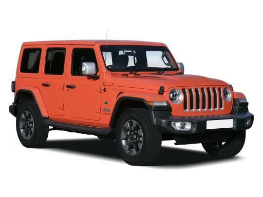 Jeep WRANGLER HARD TOP 2.2 Multijet Overland 4dr Auto8