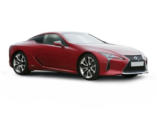 Lexus LC COUPE SPECIAL EDITIONS