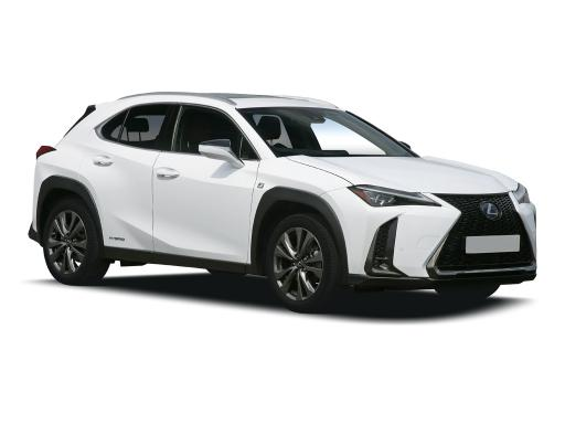 Lexus UX HATCHBACK 250h 2.0 F-Sport 5dr CVT [Tech/Safety/Sunroof]