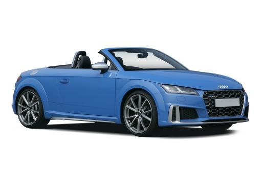 Audi TT ROADSTER 45 TFSI Black Edition 2dr [Tech Pack]