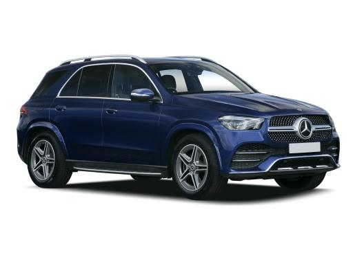 Mercedes-Benz GLE ESTATE GLE 300d 4Matic AMG Line Prem Plus 5dr 9G-Tronic