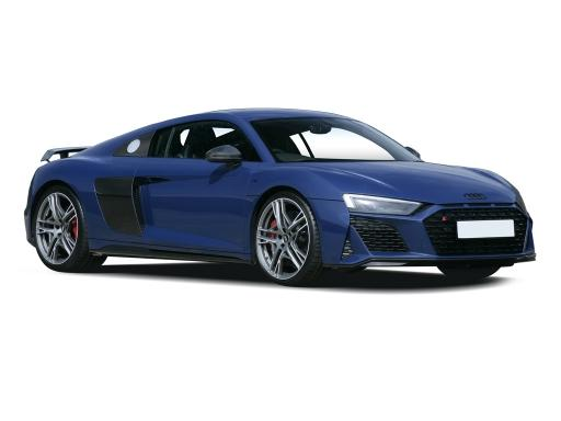 Audi R8 COUPE SPECIAL EDITIONS
