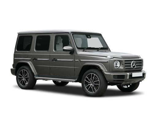 Mercedes-Benz G CLASS STATION WAGON G350d AMG Line Premium 5dr 9G-Tronic