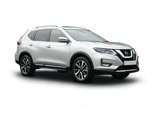 Nissan X-TRAIL STATION WAGON 1.7 dCi N-Connecta 5dr 4WD