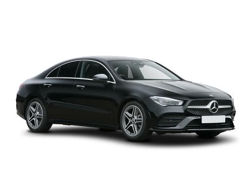 Mercedes-Benz CLA CLASS COUPE CLA 220 AMG Line 4Matic 4dr Tip Auto
