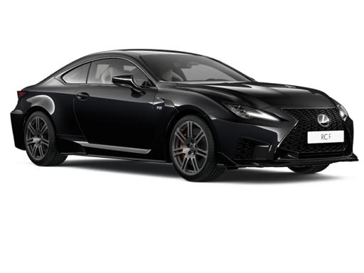 Lexus RC F COUPE 5.0 2dr Auto [Sunroof]