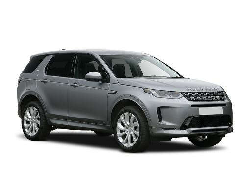 Land Rover DISCOVERY SPORT SW 2.0 D180 R-Dynamic HSE 5dr Auto
