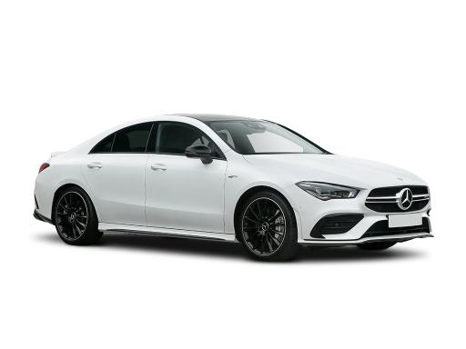 Mercedes-Benz CLA AMG COUPE CLA 35 Premium 4Matic 4dr Tip Auto