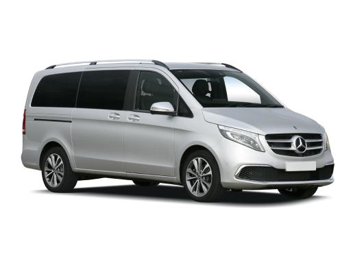 Mercedes-Benz V CLASS ESTATE V300 d AMG Line 5dr 9G-Tronic [Long]