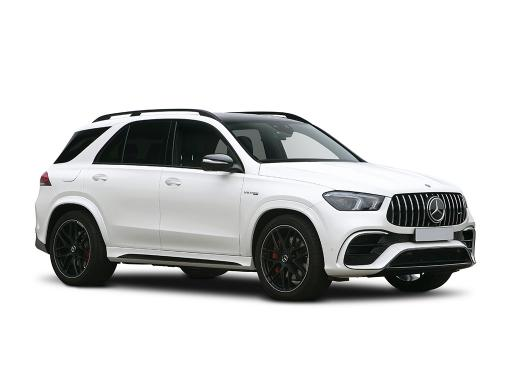 Mercedes-Benz GLE AMG ESTATE GLE 53 4Matic+ 5dr 9G-Tronic [7 Seats]