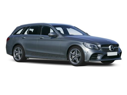Mercedes-Benz C CLASS ESTATE C300d 4Matic AMG Line Edition 5dr 9G-Tronic