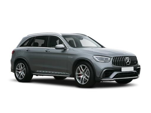 Mercedes-Benz GLC AMG ESTATE GLC 63 S 4Matic+ Premium Plus 5dr MCT