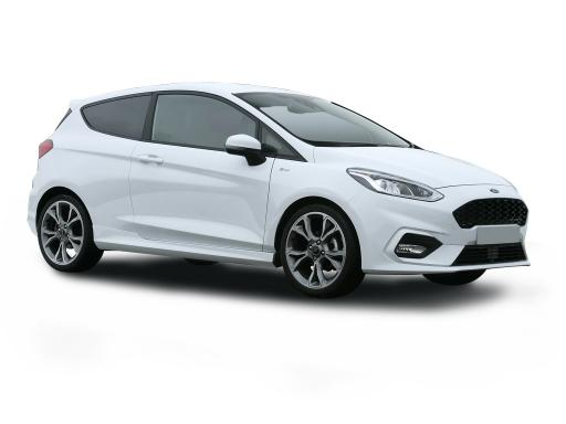 Ford FIESTA HATCHBACK SPECIAL EDITIONS